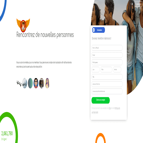 Site de rencontres webmaster